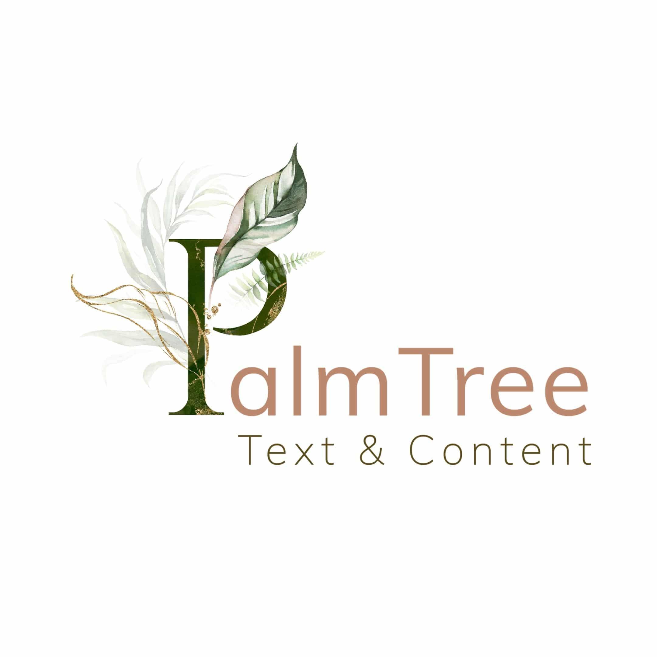 PalmTree Text & Content
