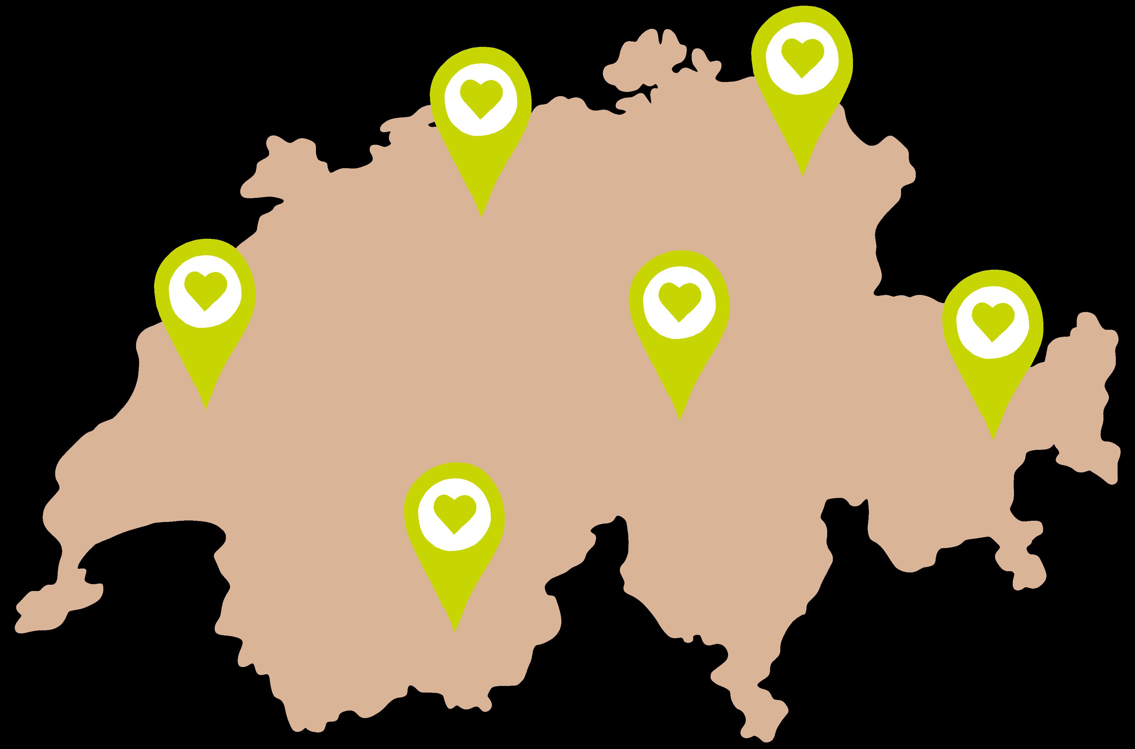 Nachhaltiges Verzeichnis Schweiz